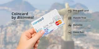 BTC, Coincard, Litecoin, Bitcoin